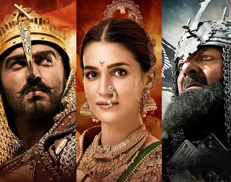 Panipat 2019 Sanjay Dutt Arjun Kapoor Hindi Movie HDcam 1.2GB